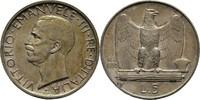 5 Lira 1930 Italien Viktor Emanuel III., 1900-1946 vz  20,00 EUR  zzgl. 3,00 EUR Versand