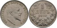 Lew 1910 Bulgarien Ferdinand I., 1887-1918 bankfrisch  45,00 EUR  zzgl. 3,00 EUR Versand