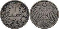 Mark 1892 A Deutsches Reich  ss  7,00 EUR  zzgl. 3,00 EUR Versand
