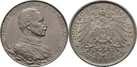 2 Mark 1913 Preussen Wilhelm II., 1888-1918 vz  20,00 EUR  zzgl. 3,00 EUR Versand