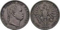 Siegestaler 1866 Preussen Wilhelm I., 1861-1888 ss  50,00 EUR  zzgl. 3,00 EUR Versand