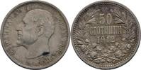 50 Stotinki 1912 Bulgarien Ferdinand I., 1908-1918. f.vz  20,00 EUR  zzgl. 3,00 EUR Versand
