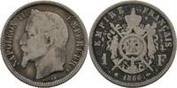 Franc 1866 Frankreich Paris Napoleon III., 1852-1870. f.ss  10,00 EUR  zzgl. 3,00 EUR Versand