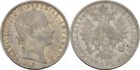 Florin Gulden 1858 Austria Ungarn Franz Joseph, 1848-1916 fast Stempelg... 25,00 EUR  zzgl. 3,00 EUR Versand