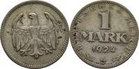 Mark 1924 J Deutsches Reich Hamburg  ss  10,00 EUR  zzgl. 3,00 EUR Versand