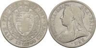 1/2 Crown 1900 Grossbritannien Victoria, 1837-1901 f.ss  25,00 EUR  zzgl. 3,00 EUR Versand