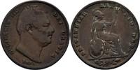 Farthing 1835 Großbritannien William IV., 1830-1837. f.ss  20,00 EUR  zzgl. 3,00 EUR Versand