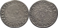 Groschen 1535 Ostpreussen Königsberg Albrecht von Brandenburg, 1525-156... 45,00 EUR  zzgl. 3,00 EUR Versand