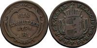 Kreuzer 1794 RDR Burgau Günzburg Habsburg Franz II./I., 1792-1835. ss  20,00 EUR  zzgl. 3,00 EUR Versand