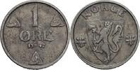 1 Öre 1942 Norwegen Haakon VII., 1905-57 vz fleckig  10,00 EUR  zzgl. 3,00 EUR Versand