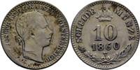 10 Kreuzer 1860 Austria Ungarn Venetien Venedig Franz Joseph, 1848-1916... 50,00 EUR  zzgl. 3,00 EUR Versand
