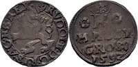 Maly Groschen 1592 RDR Böhmen Joachimstal Rudolph II., 1576-1612 ss  40,00 EUR  zzgl. 3,00 EUR Versand