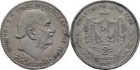 2 Perpera 1910 Montenegro Nikolaus I., 1860-1918 ss Randfehler  40,00 EUR  zzgl. 3,00 EUR Versand
