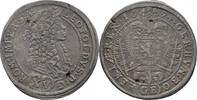 XV Kreuzer 1694 RDR Böhmen Prag Leopold I., 1657-1705 kleine Schrötling... 120,00 EUR  zzgl. 3,00 EUR Versand
