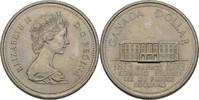 1 Dollar 1973 Kanada Elisabeth II. vz kl. Kratzer  5,00 EUR  zzgl. 3,00 EUR Versand