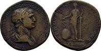 Sesterz 116-117 RÖMISCHE KAISERZEIT Trajan, 98-117 ss  300,00 EUR kostenloser Versand