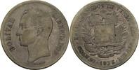 2 Bolivares 1935 Venezuela  ss-  20,00 EUR  zzgl. 3,00 EUR Versand