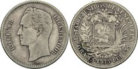 1 Bolivar 1935 Venezuela  ss  15,00 EUR  zzgl. 3,00 EUR Versand