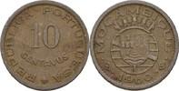 10 Centavos 1960 Port. Mosambik  vz  3,00 EUR  zzgl. 3,00 EUR Versand