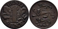 1 Sent 1929 Estland  vz  13,00 EUR  zzgl. 3,00 EUR Versand