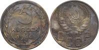 5 Kopeken 1940 Russland  ss  5,00 EUR  zzgl. 3,00 EUR Versand