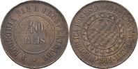 40 Reis 1909 Brasilien  ss  15,00 EUR  zzgl. 3,00 EUR Versand