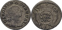 Kreuzer 1758 Württemberg Karl Eugen, 1744-1793 ss  10,00 EUR  zzgl. 3,00 EUR Versand