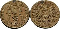 1/9 Taler 1623 ? Augsburg, Stadt  altvergoldet, Henkelspur, ss  50,00 EUR  zzgl. 3,00 EUR Versand
