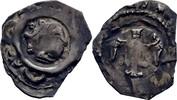 Pfennig 1220-1230 Nürnberg, Königliche Münzstätte Friedrich II., 1215-1... 35,00 EUR  zzgl. 3,00 EUR Versand