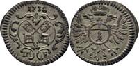 Kreuzer 1732 Regensburg,Stadt  prägefrisch  45,00 EUR  zzgl. 3,00 EUR Versand