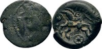 Bronze 60-40 Kelten Gallien  BELGICA PAGUS CATUSLUGI  ss  150,00 EUR  zzgl. 3,00 EUR Versand