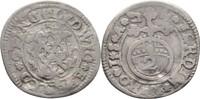 2 Kreuzer = 1/2 Batzen 1624 Öttingen Ludwig Eberhard, 1622 - 1634 Druck... 28,00 EUR  zzgl. 3,00 EUR Versand