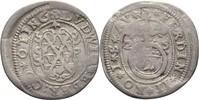 2 Kreuzer = 1/2 Batzen 1625 Öttingen Ludwig Eberhard, 1622 - 1634 kl. B... 30,00 EUR  zzgl. 3,00 EUR Versand