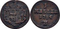 Heller 1784 RDR Burgau Günzburg Joseph II., 1780-1790 ss  30,00 EUR  zzgl. 3,00 EUR Versand