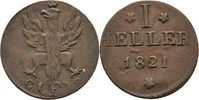 Heller 1821 Frankfurt  ss  15,00 EUR  zzgl. 3,00 EUR Versand