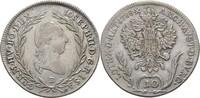 10 Kreuzer 1788 RDR Ungarn Kremnitz Joseph II., 1780-1790 ss  50,00 EUR  zzgl. 3,00 EUR Versand
