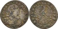 Kreuzer 1753 Brandenburg Bayreuth Friedrich, 1735-1763 uflagen, ssA  15,00 EUR  zzgl. 3,00 EUR Versand