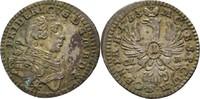 Kreuzer 1753 Brandenburg Bayreuth Friedrich, 1735-1763 Auflagen, ss  15,00 EUR  zzgl. 3,00 EUR Versand