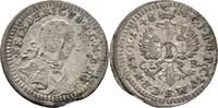 Kreuzer 1748 Brandenburg Bayreuth Friedrich, 1735-1763 Randfehler, ss  14,00 EUR  zzgl. 3,00 EUR Versand