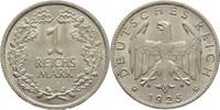 1 Reichsmark 1925 A Weimarer Republik  fast Stempelglanz  35,00 EUR  zzgl. 3,00 EUR Versand