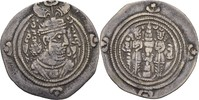 Drachme 598-621 Sassaniden Sasaniden Sasanian Xusro II., 591-628 ss  40,00 EUR  zzgl. 3,00 EUR Versand