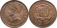 1 Centavo 1963 Dominikanische Republik  Stempelglanz  5,00 EUR  zzgl. 3,00 EUR Versand