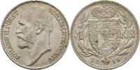 1 Krone 1915 Liechtenstein Johann II., 1858-1929 vz, kl. Randfehler  40,00 EUR  zzgl. 3,00 EUR Versand