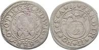 2 Kreuzer 1625 Öttingen Oettingen Ludwig Eberhard, 1622-1634 ss  30,00 EUR  zzgl. 3,00 EUR Versand
