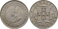1/2 Penny 1918 C Jamaika George V., 1910-36 prägefrisch  30,00 EUR  zzgl. 3,00 EUR Versand
