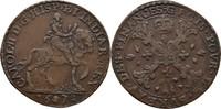 Rechenpfennig Jeton 1672 Belgien Brabant Antwerpen Carl II., 1665-1700 ... 60,00 EUR  plus 3,00 EUR verzending