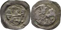 Pfennig 1247-1256 Salzburg Philipp von Kärnten, 1247-1256 ss  100,00 EUR  zzgl. 3,00 EUR Versand