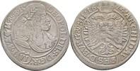 VI Kreuzer 1674 RDR Schlesien Breslau Leopold I., 1657-1705. f.ss/ss  25,00 EUR  zzgl. 3,00 EUR Versand