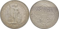 Großbritannien Trade Dollar Mzst. Bombay