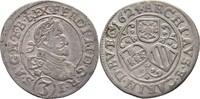 3 Kreuzer 1624 RDR Kärnten Sankt Veit Ferdinand II., 1619-1637 ss  25,00 EUR  zzgl. 3,00 EUR Versand